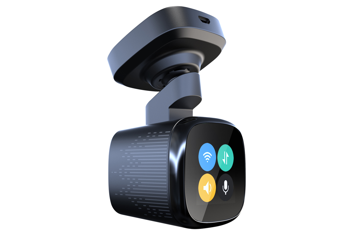 Jomise K7 dash cam review: Great performance and a puzzling phone dependency
