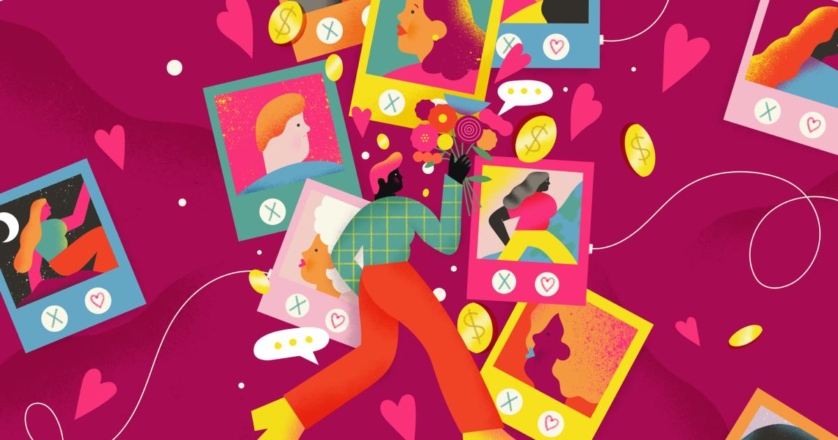 How online dating companies have helped people find love, even during a pandemic