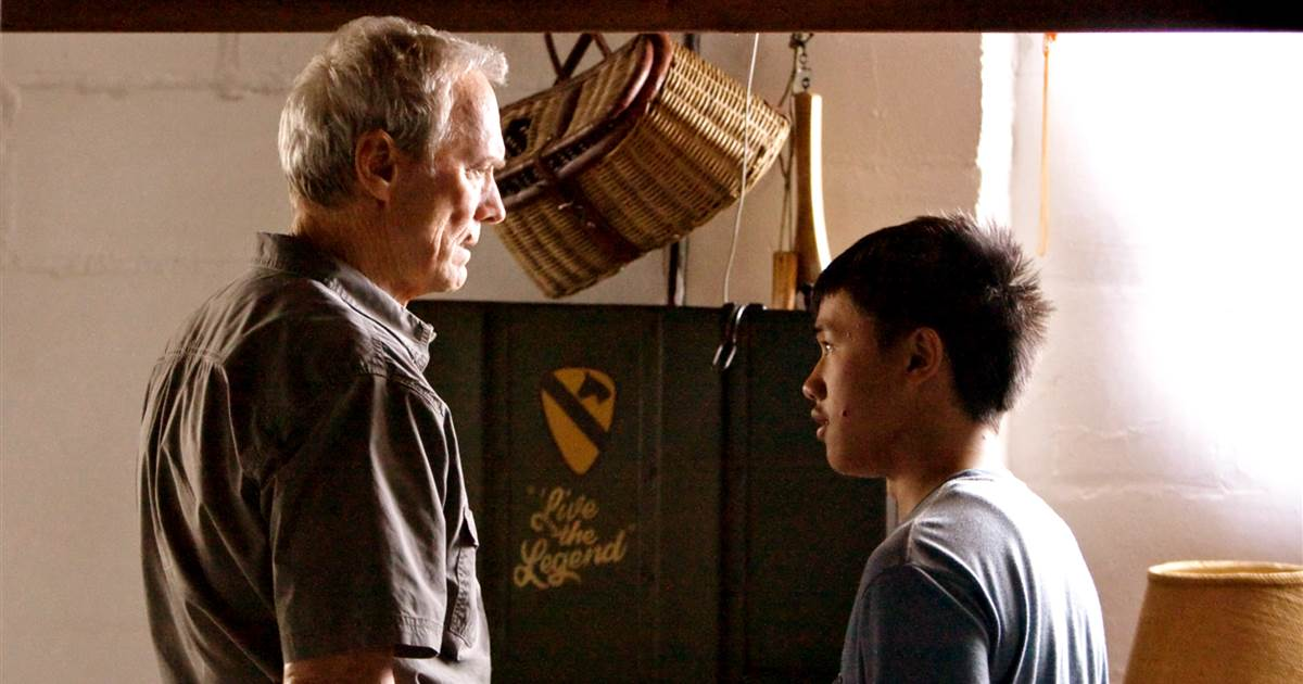 I starred in 'Gran Torino' with Clint Eastwood. Here's what it taught me about racism.