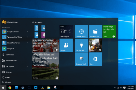 How to master the start menu in Windows 10