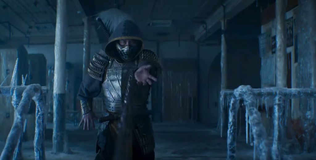 There's a new Mortal Kombat movie and here's the trailer