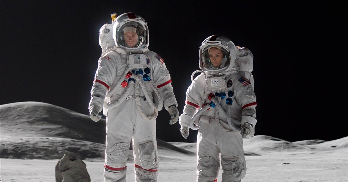 With all eyes on Mars, 'For All Mankind' brings drama back to its own space race