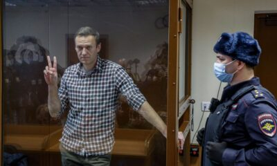 Russian Court Upholds Prison Term for Putin Critic Navalny