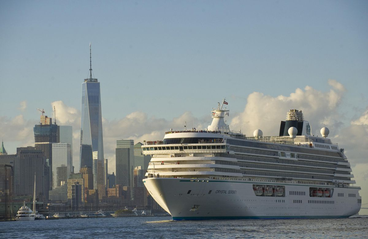 The First Large-Ship Cruise Line Announces Vaccine Requirement