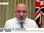 Nadhim Zahawi says 'the evidence looks good' that vaccines DO lower Covid transmission