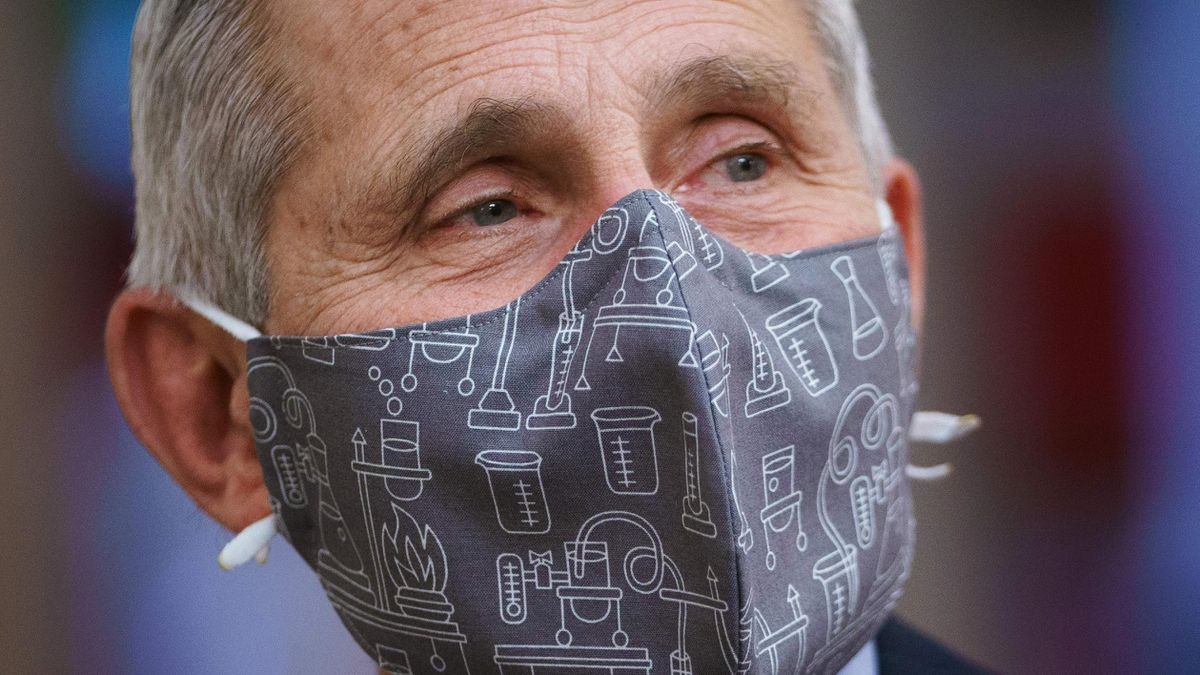 Americans Could Still Be Wearing Masks In 2022, Fauci Says