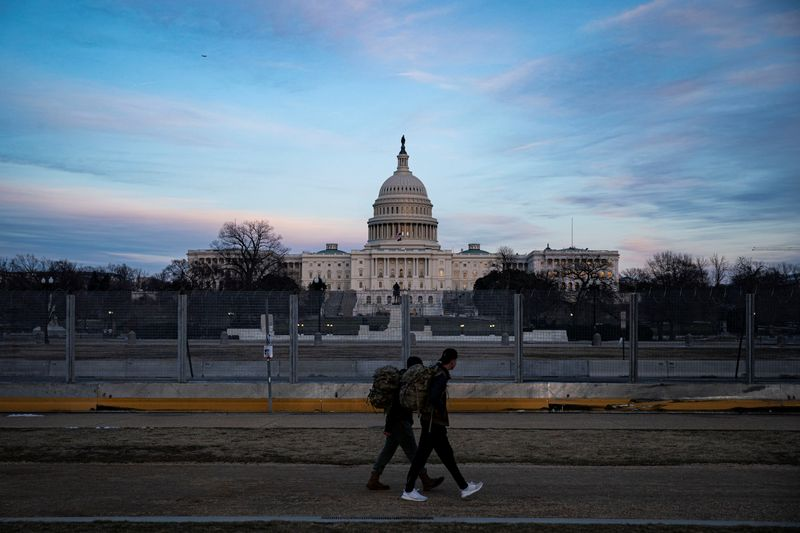 U.S. House plans vote on COVID-19 aid bill on Friday