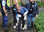 Elderly man and his wife charged with supplying heroin after bizarre drug raid in Sydney