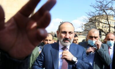 Armenia's Prime Minister Accuses Military of Planning Coup