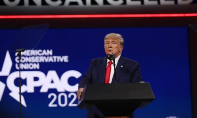 'I am not starting a new party': In CPAC speech, Trump says he is committed to the GOP