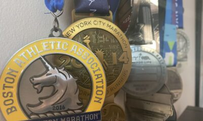 The Boston Marathon's Virtual Runners Deserve to Get Medals