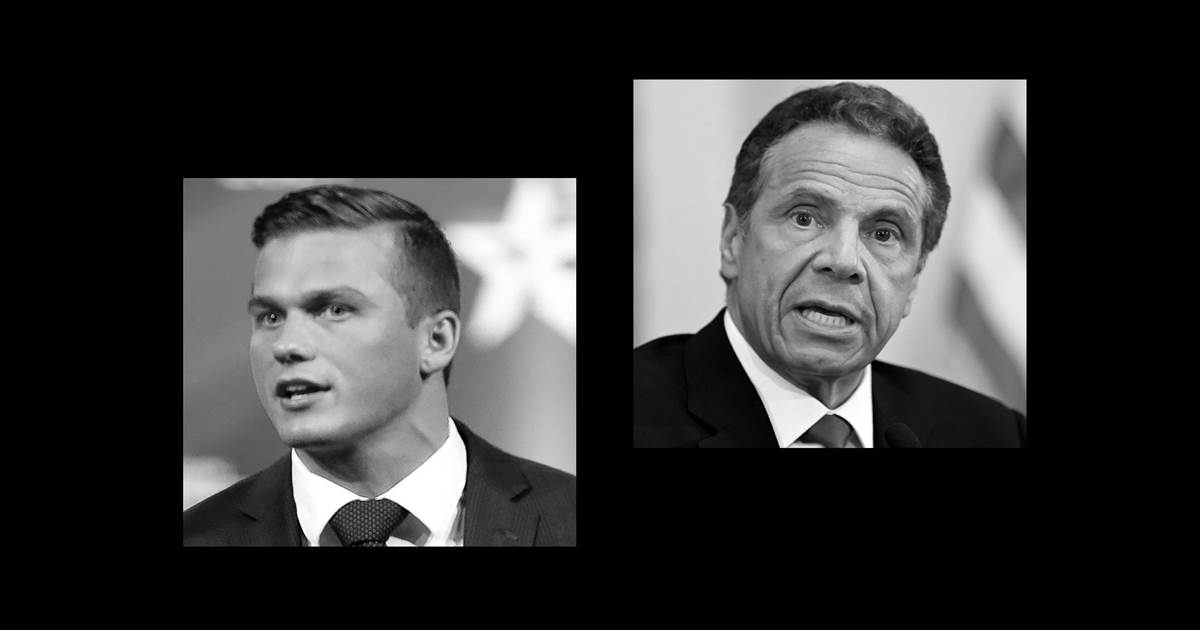 The demoralizing ties that bind Andrew Cuomo and Madison Cawthorn