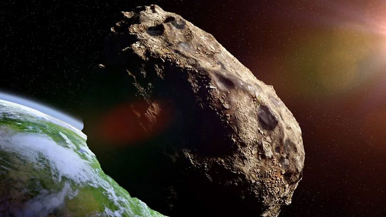 A large asteroid known as Apophis zipped silently past the Earth