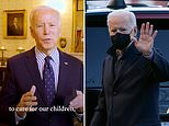 Senate Republicans slam COVID relief bill as Joe Biden says it puts the US 'on the road to recovery'