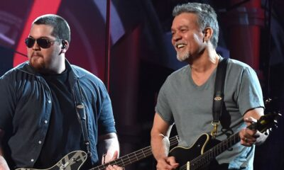 Eddie Van Halen's Son Wolfgang Performed His No. 1 Single 'Distance' in Honor of His Father