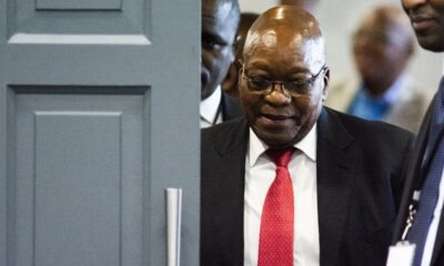 South Africa's Top Six Leaders to Meet Zuma This Week