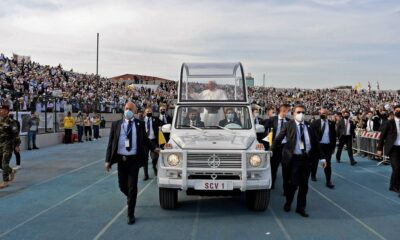 For Pope Francis, a Risky Trip to Iraq Pays Off