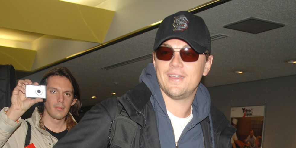 Celebrities at the Airport in the Early 2000s: The Photos