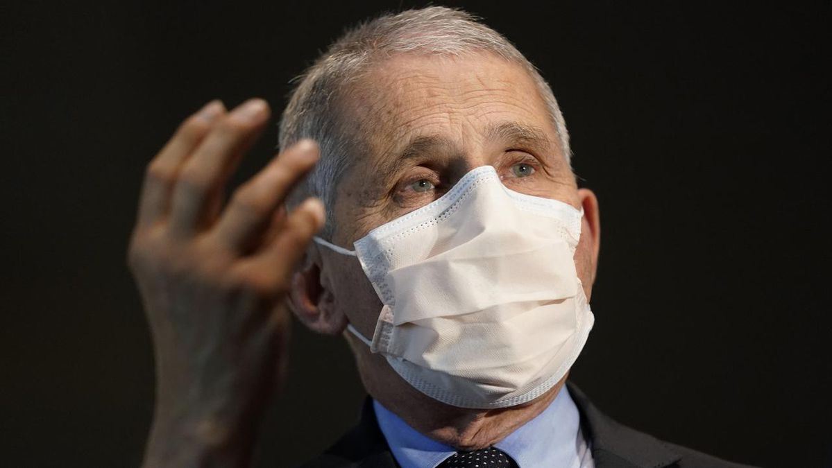 Fauci: Virus Variant That's More Resistant To Vaccine Spreading 'Efficiently' In New York