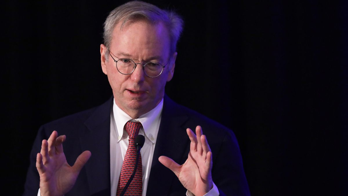Google Billionaire Eric Schmidt Warns Of 'National Emergency' If China Overtakes U.S. In AI Tech