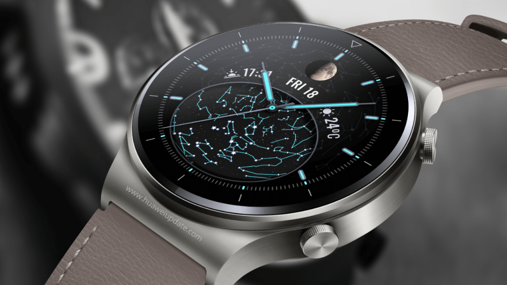 The Huawei Watch GT 2 Pro receives optimisations courtesy of its latest software update
