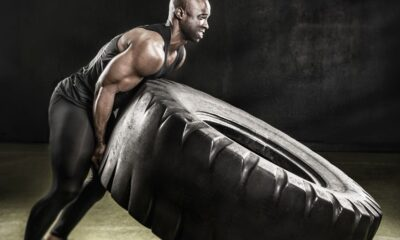 Why You Should Grab an Old Tire for Your Workouts