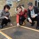 Family who had meteorite land outside their Cotswolds house thought someone had thrown lumps of coal