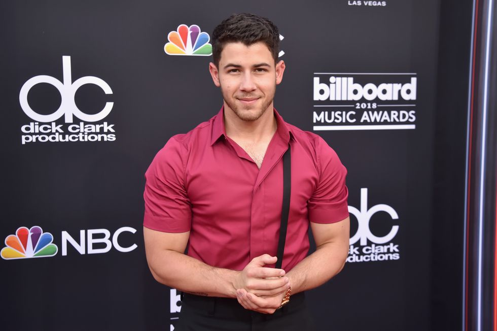 Nick Jonas Is Playing a Shirtless Astronaut in His New Music Video