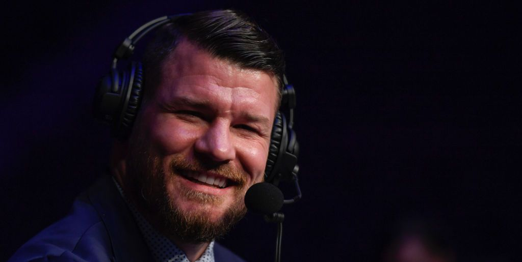 Michael Bisping Says He Was 'Clinically Blind' Towards the End of His UFC Career