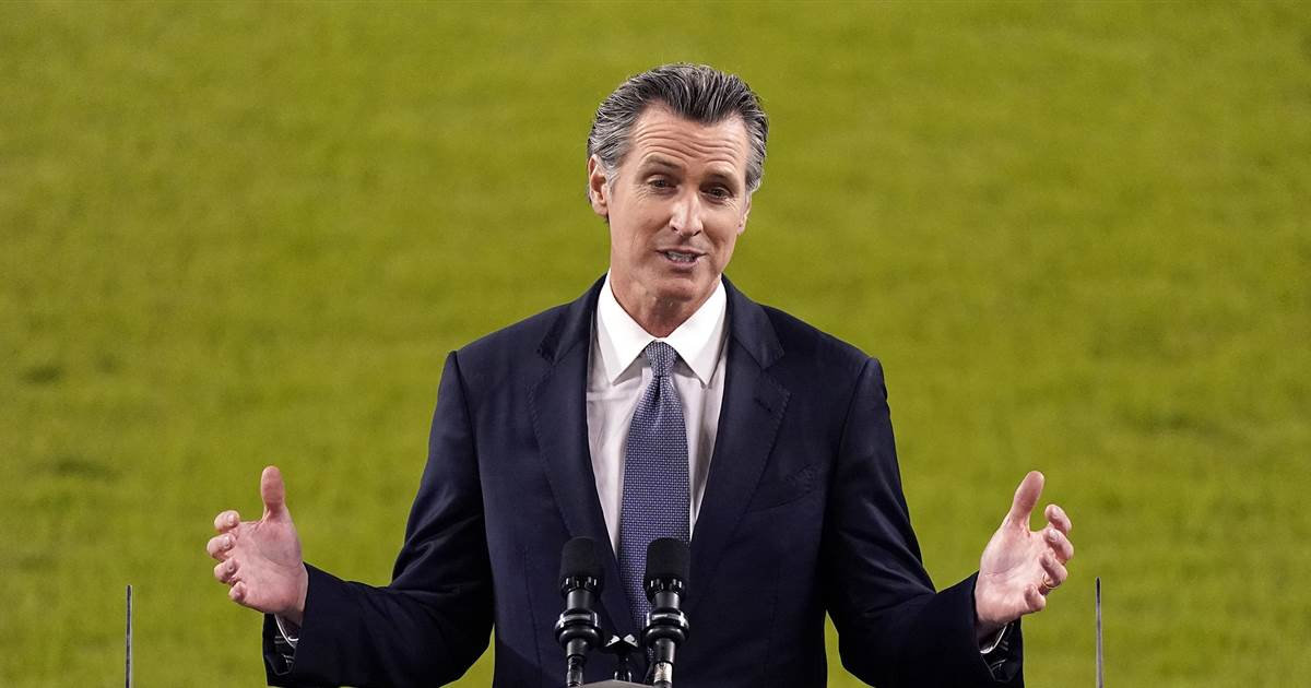 California Gov. Newsom confident state will 'roar' back after Covid-19 pandemic