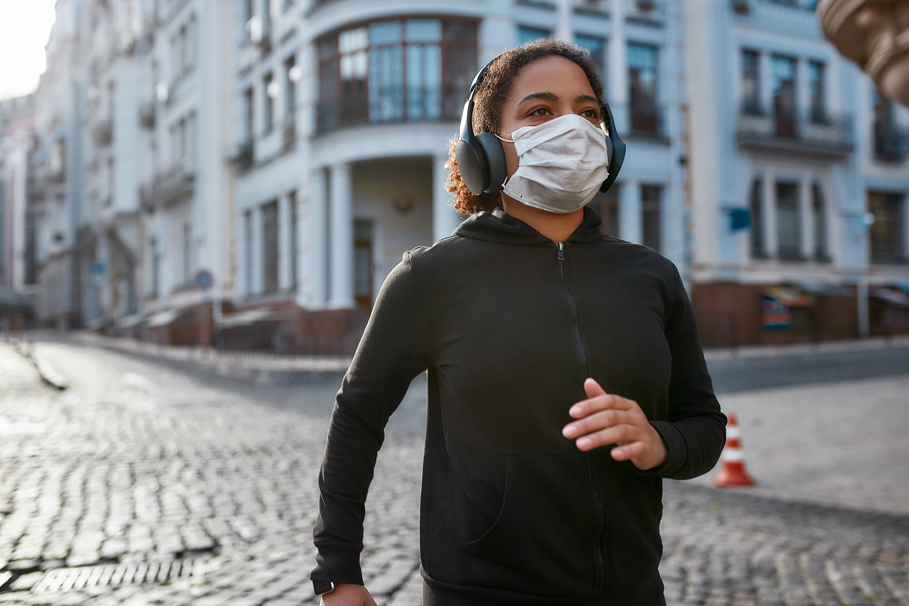 Wearing a Mask Won't Ruin Your Workout