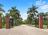 A seventies-style palace at 70 Grassdale Road Belmont Brisbane is expected to sell for millions