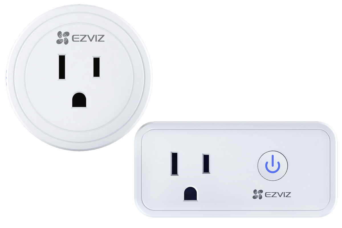 EZVIZ smart plug reviews: The T30-10A and T30-10B tell us EZVIZ is better at building security cams than smart plugs