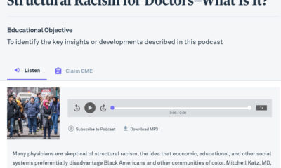 JAMA Editor Resigns Over Controversial Podcast