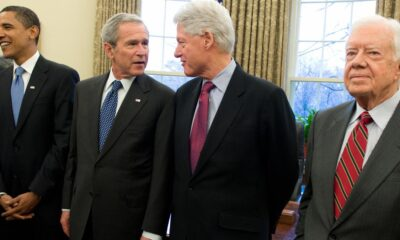 Trump Absent As All Living Former Presidents Come Together For Covid-19 Vaccination Campaign
