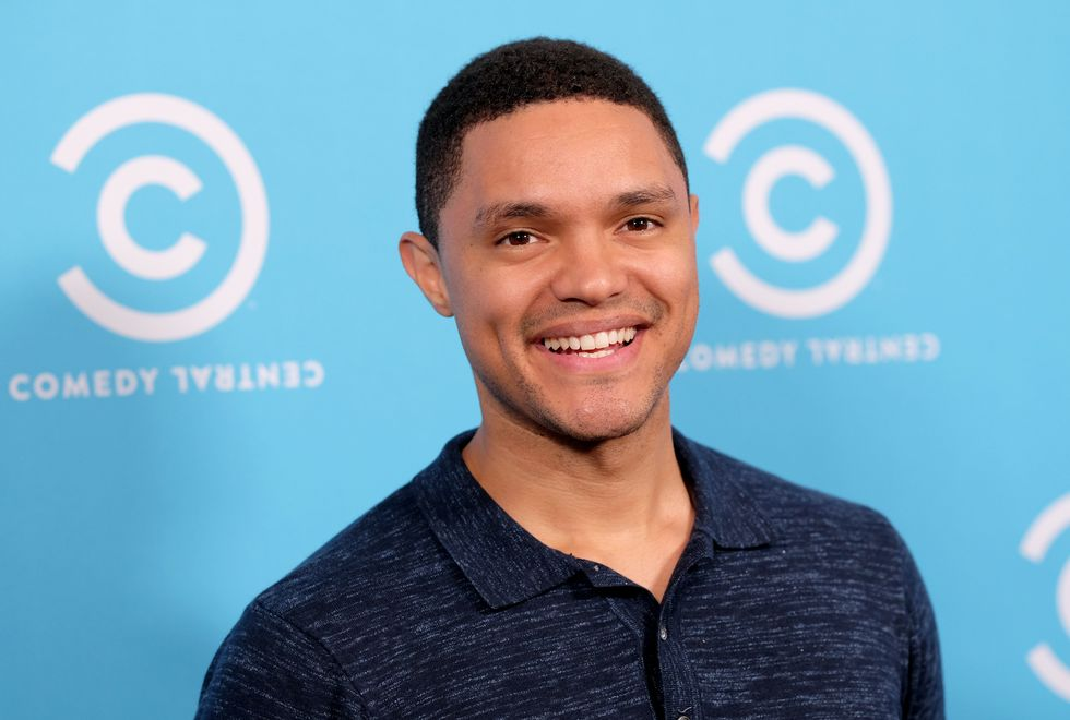 Here's How Much Trevor Noah Makes on The Daily Show