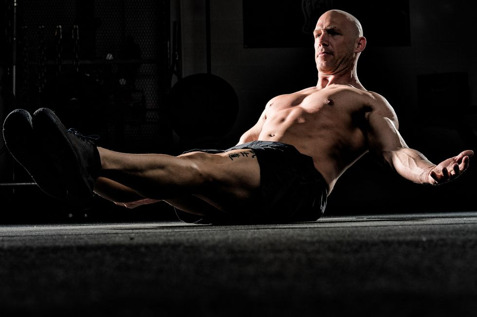 Take It to 100 With This High-Rep Workout