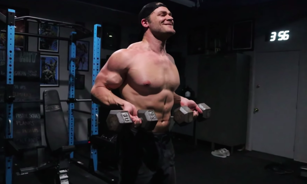These Bodybuilders Tried to Replicate Chris Hemsworth's Thor: Love and Thunder Workout