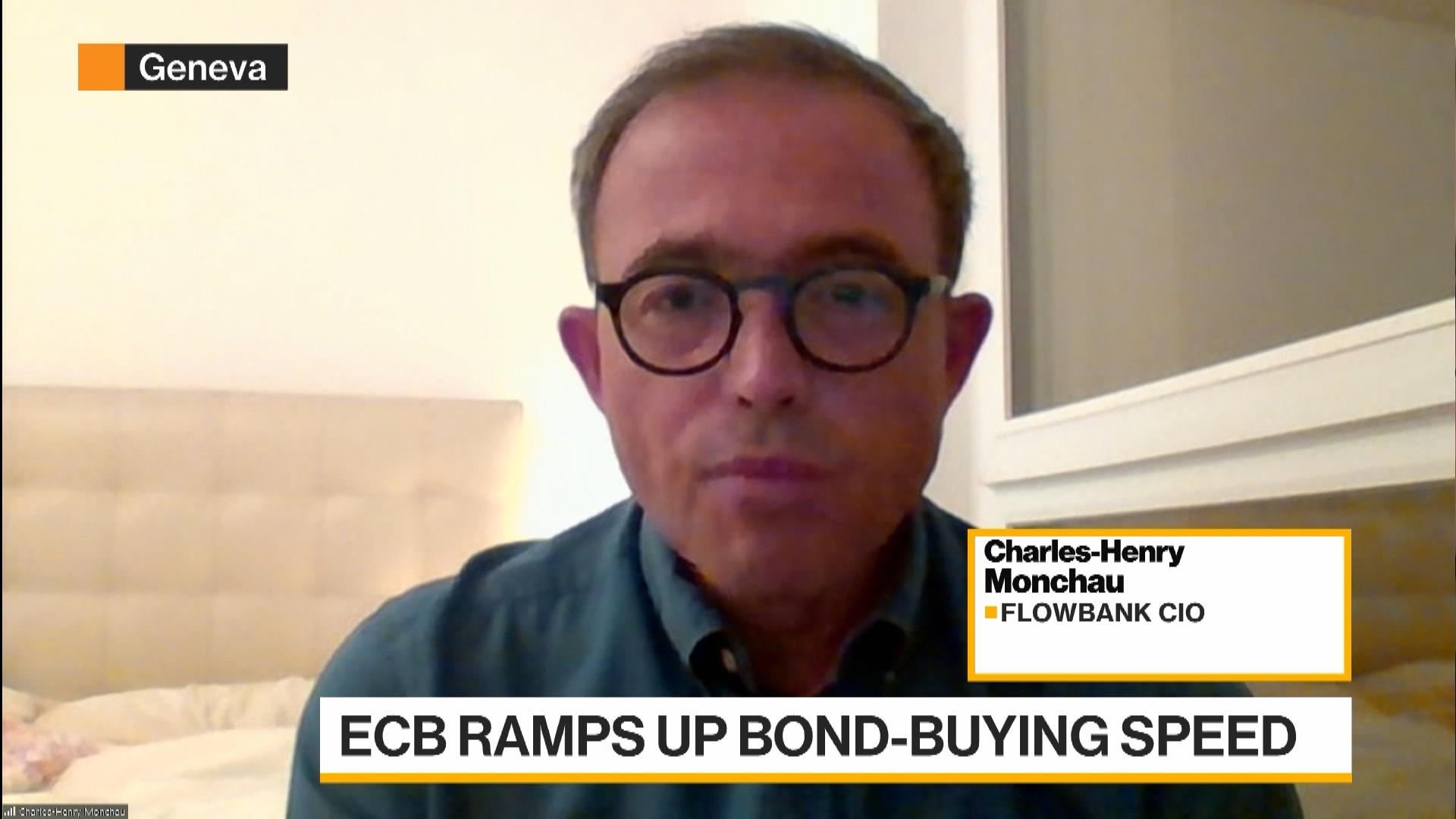 FlowBank's Monchau on Bond Yields, Reflation vs. Inflation, and Long-Term Central Bank Scenarios