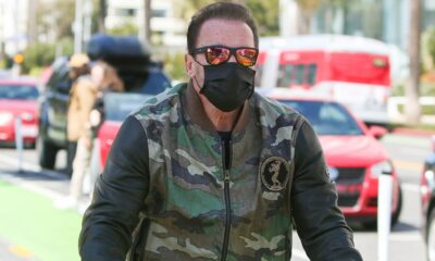 Arnold Schwarzenegger Just Gave Himself a Weight Loss Challenge for This Month
