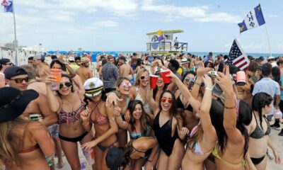 Miami mayor warns Florida is already packed for spring break with too many people on the way: 'We've got a problem'