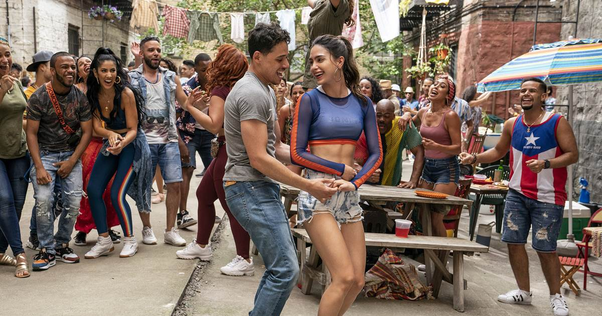 New 'In The Heights' movie trailer teases prideful moment of Latino visibility, cast says