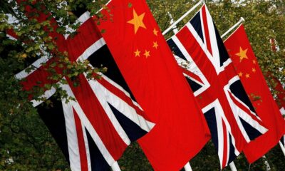 China Fires Back at U.K. Charges of H.K. Treaty Violation