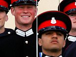 Father of Army officer who Prince Harry called a 'P***' hits back at royal family racism claims