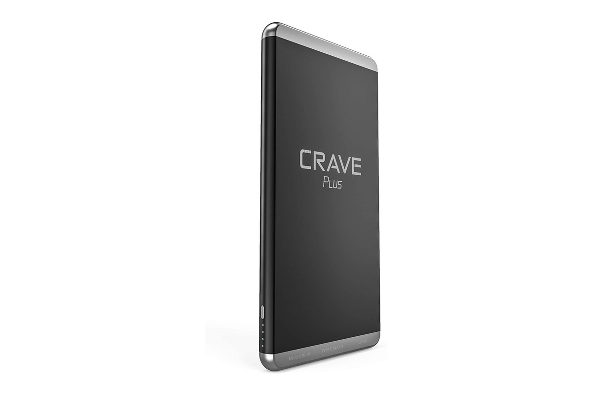 Crave Plus Portable charger review: An impressively thin portable battery