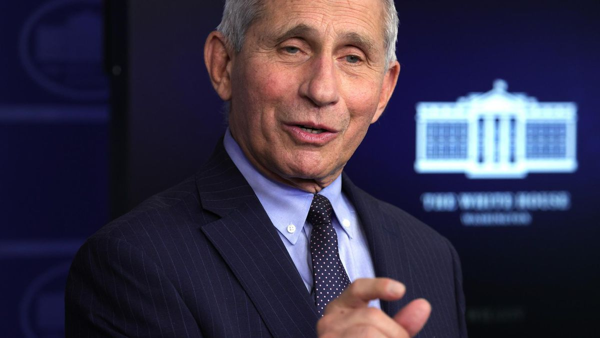 Fauci Says Three-Feet Social Distancing May Suffice To Reopen Schools
