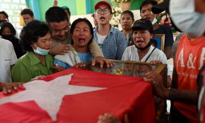 Factory Fires Point to China Tensions as Violence Escalates in Myanmar