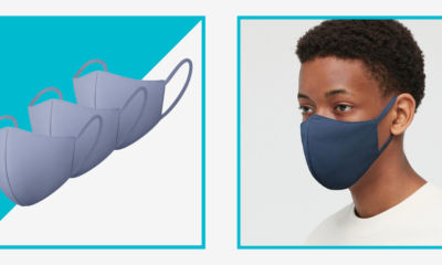 Uniqlo's Best-Selling AIRism Face Mask Is Now Available in Two New Color Options