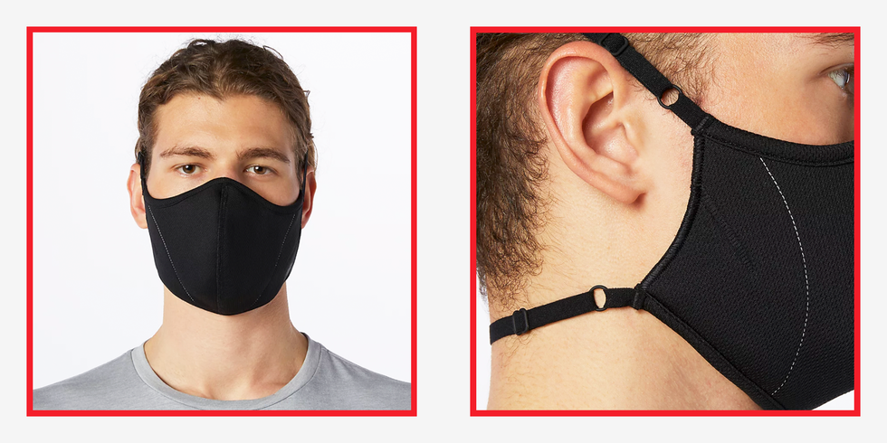 New Balance Just Released the Active Performance Face Mask for Workouts