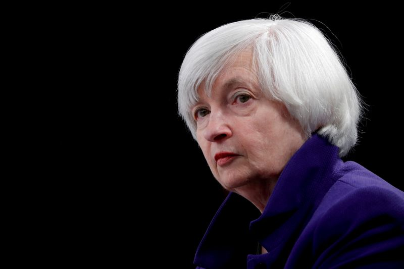 Yellen underscores importance of financial regulation cooperation in call with EU official